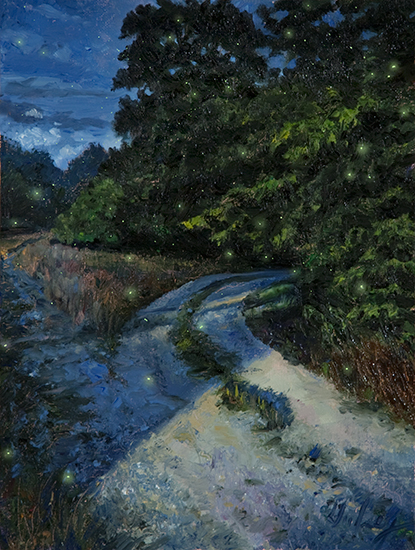 Nocturne: Night Ramble-Fireflies © J. Hulsey