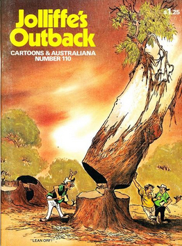 Jolliffe's Outback Cartoon Magazine