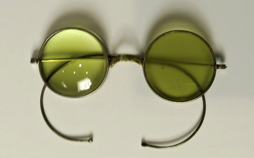 Photograph of Monet's Glasses