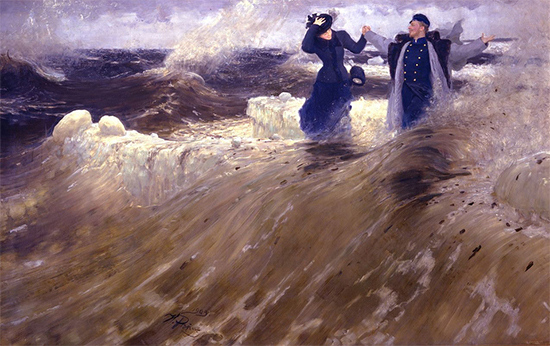 What a Freedom!, 1903, Ilia Efimovich Repin
