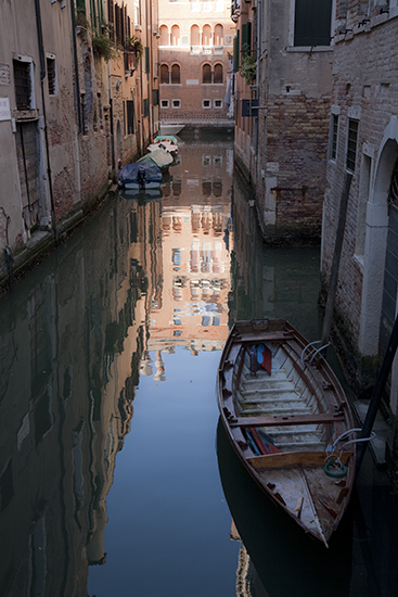 photo of Venice Canal by John Hulsey