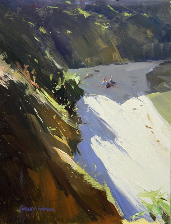 Summer Shadows USA by Colley Whisson